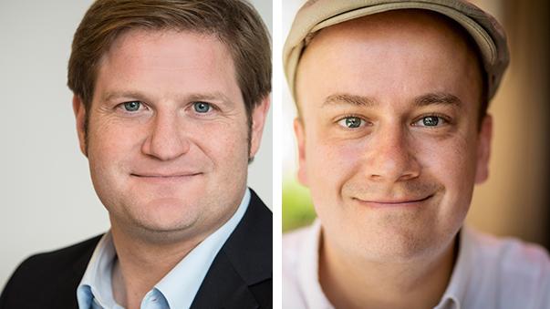 2016: Michael Bröcker und Daniel Fiene