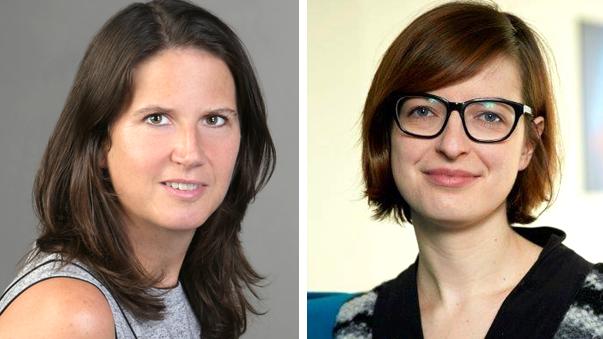 2016: Isa Ostertag und Karolina Salamon